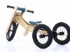 Trybike wood blue 2