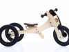 Trybike wood brown 1