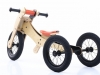 Trybike wood orange 3