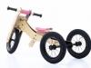 Trybike wood pink 2