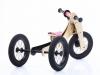 Trybike wood pink 3