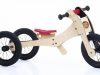 Trybike wood red 1